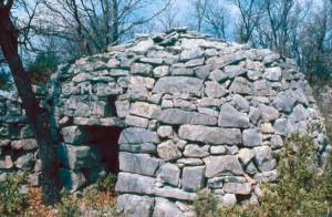 cabane 7046 le Prignon, 1979