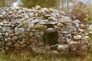 cabane 7216 de la Graou ouest, 1978