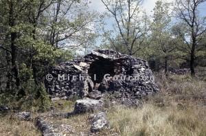 cabane 7220 de la Graou ouest, 1978