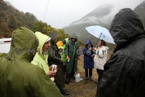 le casse-croûte sous la pluie (2013)
