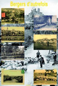 Poster bergers d'autrefois3 copie